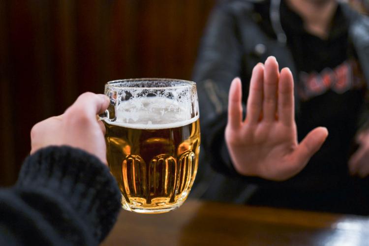 Пивным алкоголизмом абстинентный судорожный синдром